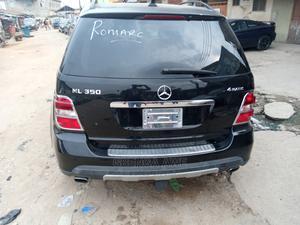 Mercedes-Benz M Class 2008 ML 350 4Matic Black | Cars for sale in Lagos State, Gbagada