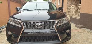 Lexus RX 2014 350 AWD Black | Cars for sale in Lagos State, Alimosho