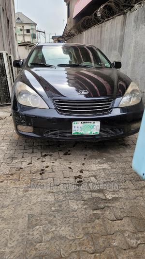 Lexus ES 2003 300 Black | Cars for sale in Lagos State, Ikeja