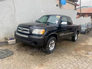 Toyota Tundra 2003 Automatic Black | Cars for sale in Lagos State, Ikeja