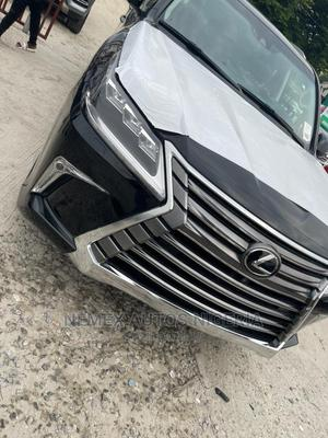 New Lexus LX 2019 570 AWD Black   Cars for sale in Lagos State, Ajah