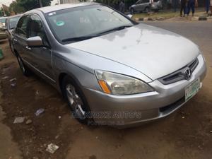 Honda Accord 2007 Sedan EX-L Automatic Silver | Cars for sale in Lagos State, Ikeja