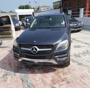 Mercedes-Benz M Class 2013 ML 350 4Matic Gray   Cars for sale in Lagos State, Ajah