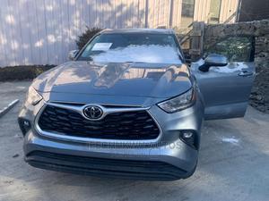 Toyota Highlander 2021 Gray | Cars for sale in Lagos State, Ikeja