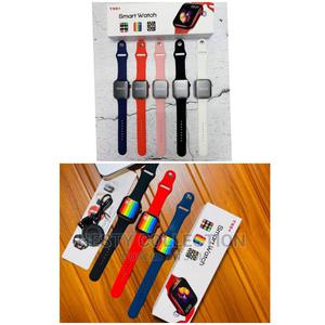 T55+ Smartwatch Series 6 | Smart Watches & Trackers for sale in Oyo State, Ibadan
