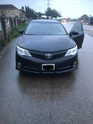 Toyota Camry 2014 Black | Cars for sale in Abuja (FCT) State, Gwarinpa