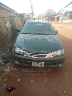 Toyota Avensis 2005 1.8 C Green   Cars for sale in Abuja (FCT) State, Kubwa