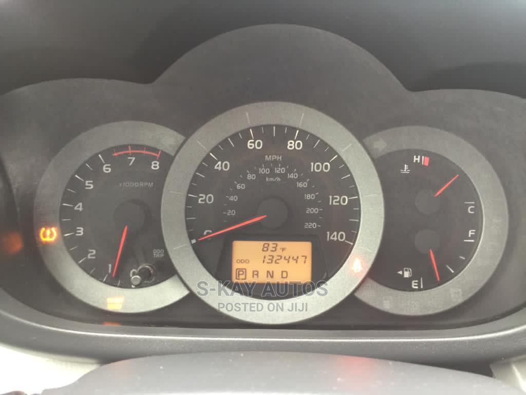 Archive: Toyota RAV4 2010 Silver