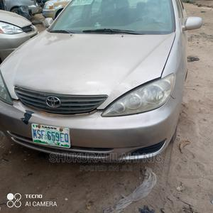 Toyota Camry 2005 Gold   Cars for sale in Lagos State, Ikorodu