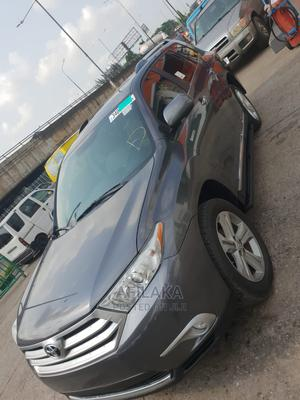 Toyota Highlander 2012 Limited Gray | Cars for sale in Lagos State, Surulere