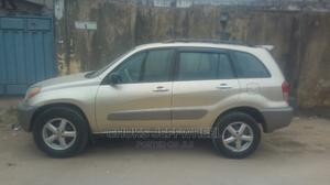 Toyota RAV4 2003 Automatic Gold | Cars for sale in Lagos State, Isolo
