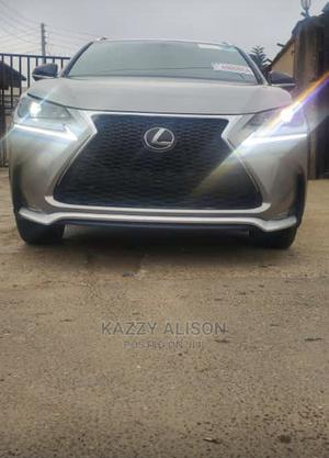 Lexus NX 2016 200t AWD Gray | Cars for sale in Lagos State, Ikeja