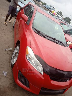 Toyota Matrix 2010 Red | Cars for sale in Lagos State, Amuwo-Odofin