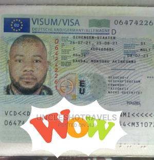 Germany Tourist Visa | Travel Agents & Tours for sale in Lagos State, Ikeja