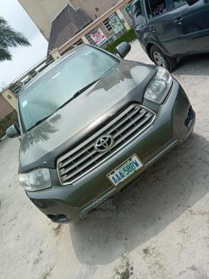Toyota Highlander 2008 Gray   Cars for sale in Lagos State, Ajah