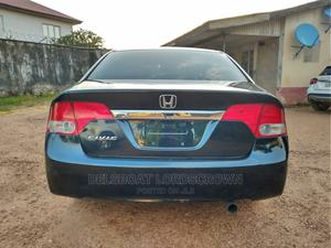 Honda Civic 2009 1.8 Black   Cars for sale in Lagos State, Ikorodu