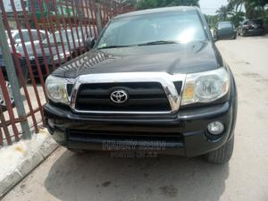 Toyota Tacoma 2005 Access Cab I4 AWD Black   Cars for sale in Lagos State, Amuwo-Odofin