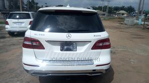 Mercedes-Benz M Class 2014 White   Cars for sale in Delta State, Oshimili South