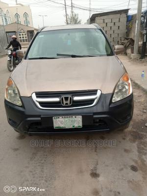 Honda CR-V 2004 Gold | Cars for sale in Lagos State, Gbagada