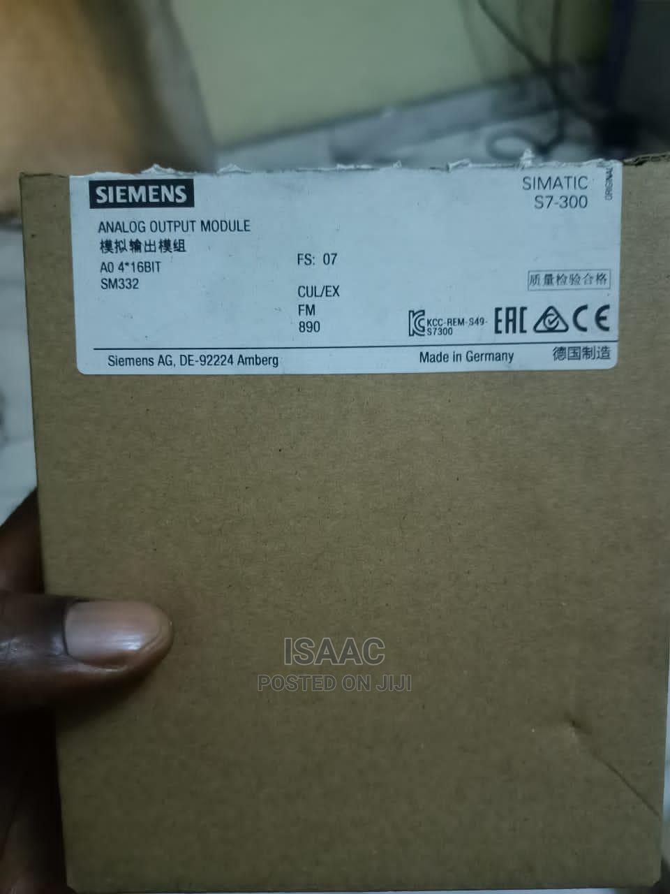 Siemens PLC And Modules   Electrical Equipment for sale in Port-Harcourt, Rivers State, Nigeria