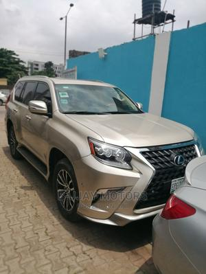 Lexus GX 2020 Gold   Cars for sale in Lagos State, Ikeja