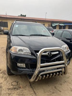 Acura MDX 2005 Black | Cars for sale in Lagos State, Ojo