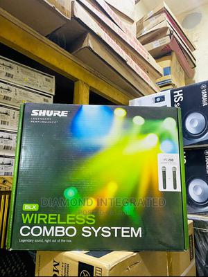 Original Shure BLX One Handle PG58   Audio & Music Equipment for sale in Lagos State, Ojo
