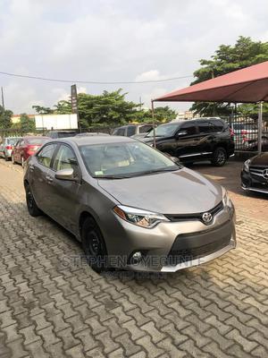 Toyota Corolla 2015 Brown | Cars for sale in Lagos State, Ikeja
