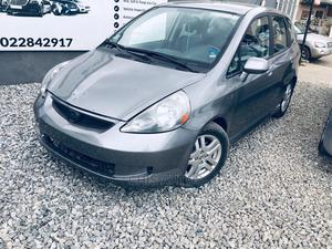Honda Fit 2008 Gray   Cars for sale in Lagos State, Ikeja
