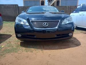 Lexus ES 2008 350 Black | Cars for sale in Kwara State, Ilorin East