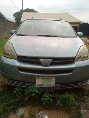 Toyota Sienna 2004 LE AWD (3.3L V6 5A) Blue | Cars for sale in Lagos State, Agboyi/Ketu