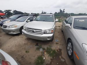 Toyota Highlander 2005 Silver   Cars for sale in Lagos State, Amuwo-Odofin