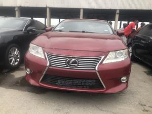 Lexus ES 2013 350 FWD Red   Cars for sale in Lagos State, Apapa