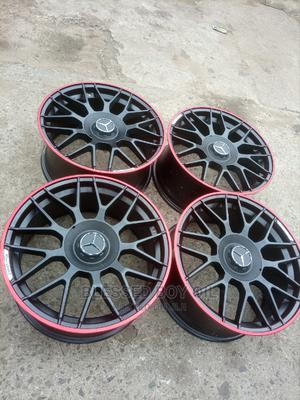 Size 18 Inches 19 Inches for Mercedes Benz Available ETC | Vehicle Parts & Accessories for sale in Lagos State, Mushin