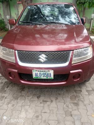 Suzuki Grand Vitara 2008 2.0 TD XL-7 Red | Cars for sale in Abuja (FCT) State, Garki 2