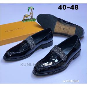 Original Louis Vuitton Leather Loafers Shoe Available   Shoes for sale in Lagos State, Surulere