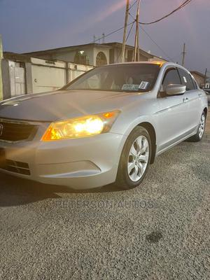Honda Accord 2008 Silver   Cars for sale in Lagos State, Gbagada