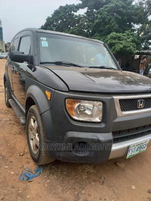 Honda Element 2003 Black | Cars for sale in Lagos State, Alimosho