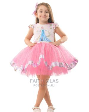 Frozen Character Gown( Made in Turkey) | Children's Clothing for sale in Abuja (FCT) State, Lugbe District