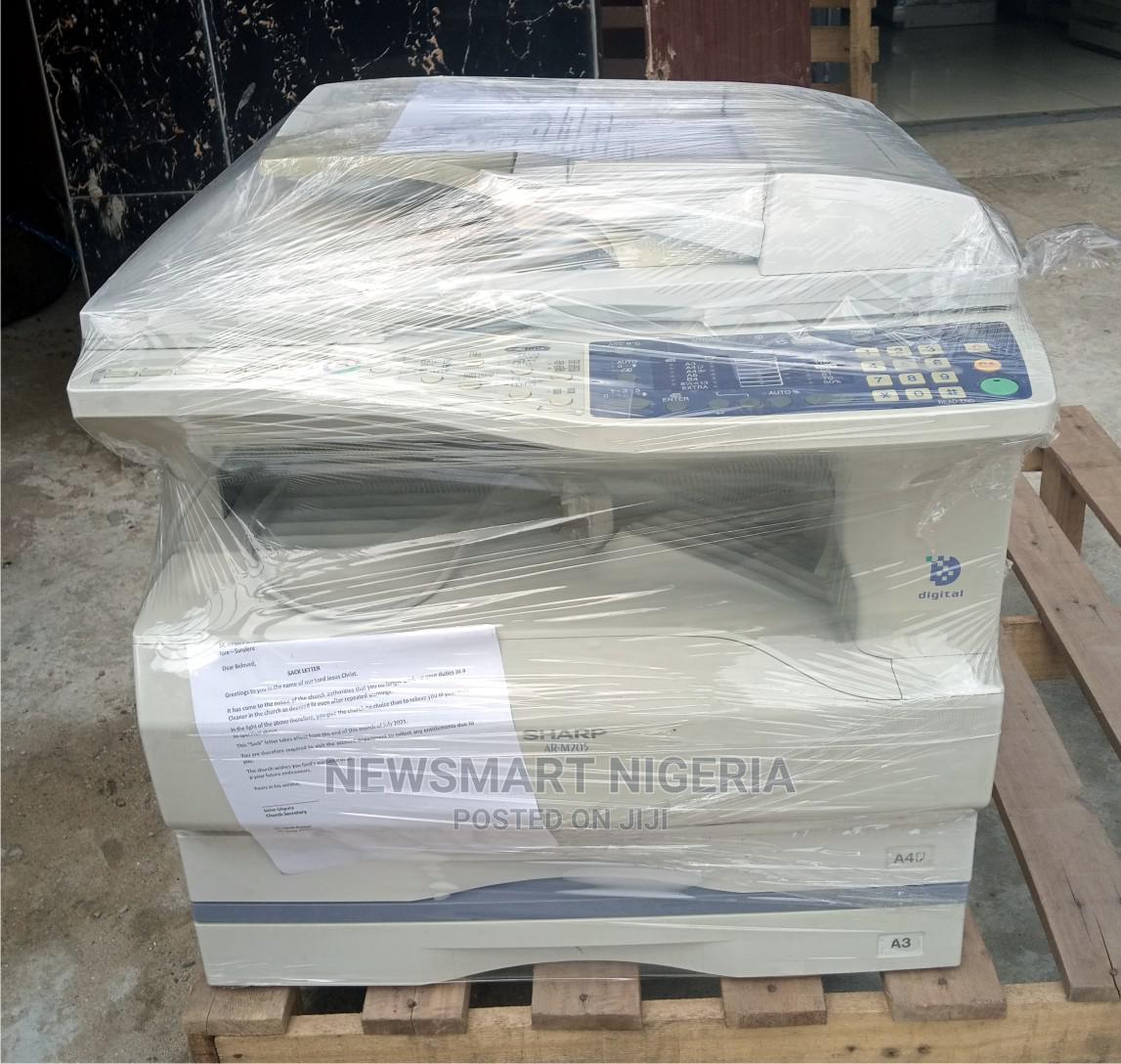 Sharp AR-M205 Photocopier Machine