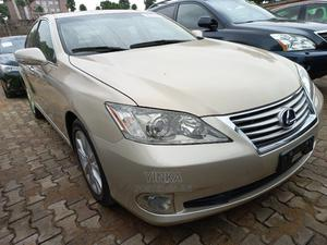 Lexus ES 2010 350 Gold | Cars for sale in Lagos State, Ikeja
