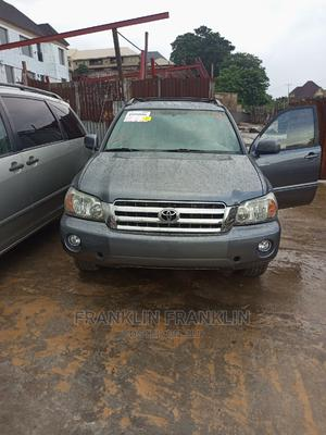 Toyota Highlander 2006 Gray   Cars for sale in Anambra State, Onitsha