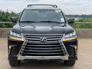 Lexus LX 2017 570 (5 Seats) AWD Black | Cars for sale in Abuja (FCT) State, Central Business District