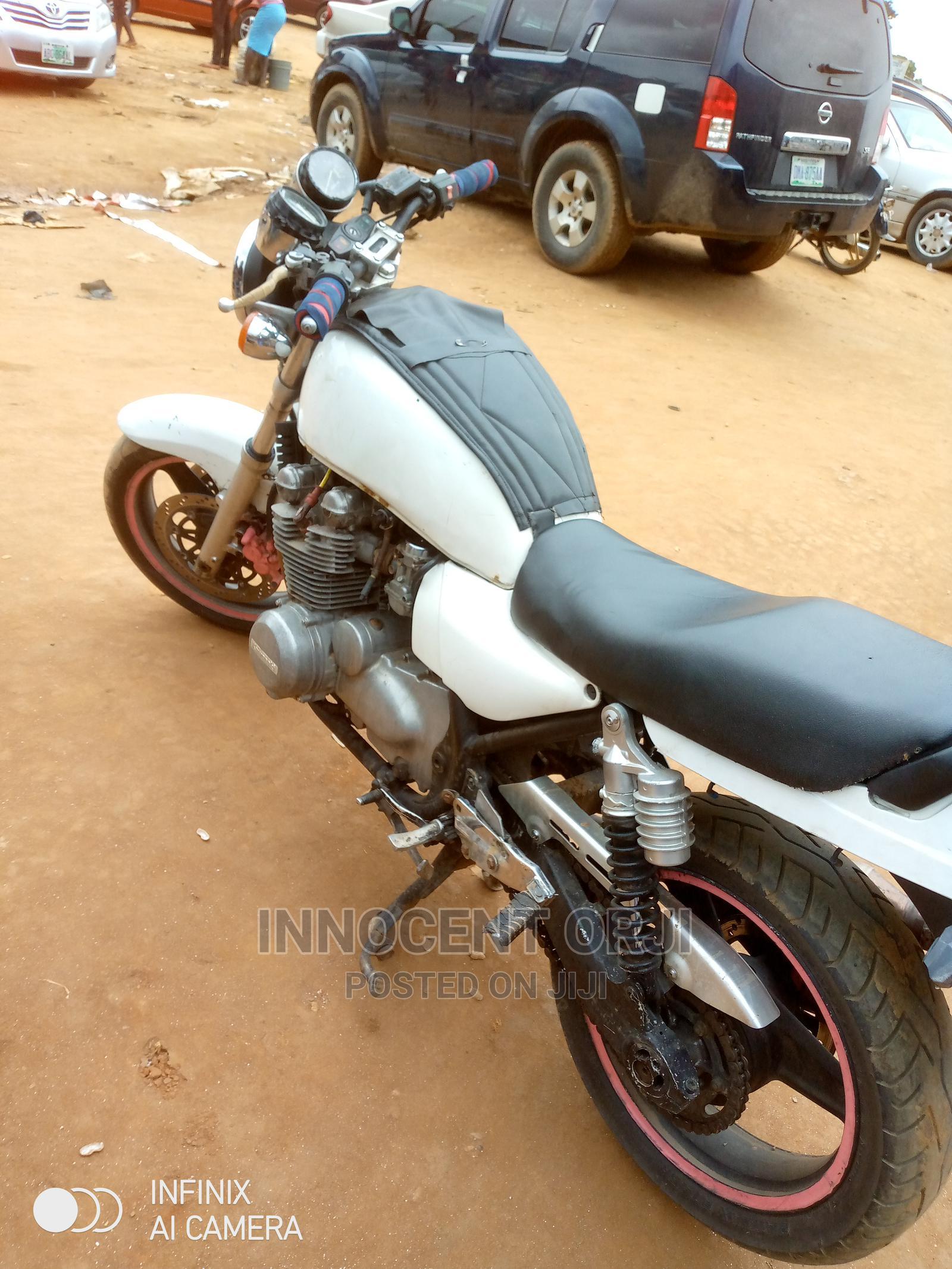Archive: Suzuki 750 2012 White