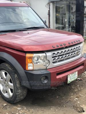 Land Rover LR3 2006 V6 Red | Cars for sale in Lagos State, Ikeja