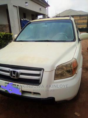 Honda Pilot 2005 White | Cars for sale in Ondo State, Akure