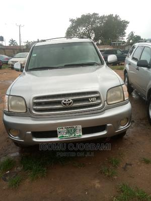 Toyota Sequoia 2002 Silver   Cars for sale in Abuja (FCT) State, Mararaba