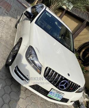 Mercedes-Benz C300 2013 White | Cars for sale in Lagos State, Ikeja