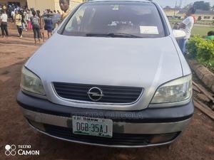 Opel Zafira 2004 1.6 Gray | Cars for sale in Ogun State, Ijebu