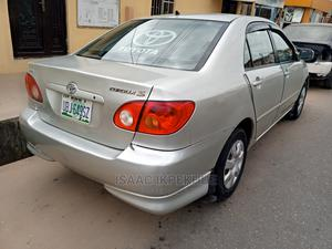 Toyota Corolla 2004 Silver   Cars for sale in Lagos State, Ojodu